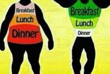 Fitness / How we should eat and what we should do everyday
