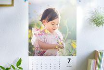 毎月カレンダー