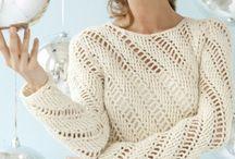 Crochet - jumper, sweater