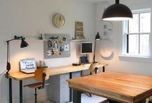 salas o escritorios de estudio