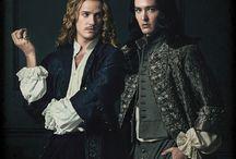 Versailles series & cast