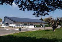 Hangar photovoltaique & batiment solaire