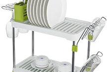 Kitchen Dish Drying Racks