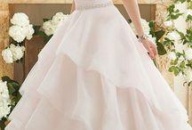Mr. & Mrs. | Wedding dress