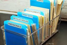 Storage craft supplies