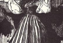 Fairytale illustrations