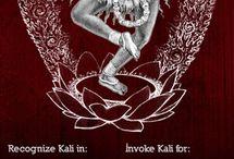 Kali / Tattoo ideas