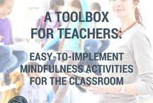 Mindful Schools, Teachers & Classrooms
