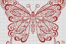cross stitch stitching / everything that is creative and crafty!