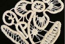 Romanian Point Lace / Crochet / by wafaa ali