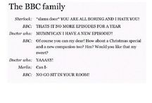 BBC Fandoms