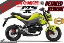 2017 Honda MSX125 Review of Specs / Changes | Motorcycle / Mini Sport Bike StreetFighter