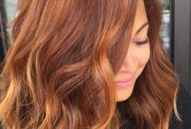Herfst Haar