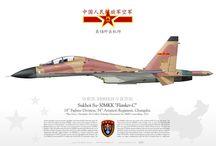 Military Aircraft - China
