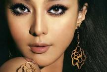 Make up oriental look / Oriental look