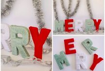 Christmas! Decor / by Ami Young