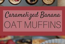 MUFFIN MADNESS / A board dedicated to my favourite baked good.    baked goods, muffins, healthy muffins, healthy baking, fall recipes, whole grain muffins, banana muffins, pumpkin muffins