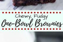 muffins brownies cupcakes