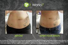 Body Wraps Before and After | It Works Body Wraps / Looking for It Works body wraps before and after photos? Here's an awesome collection! When you're ready to get skinny, get wraps at 45% off @ http://hotmamabodywrap.com/change-your-life :)