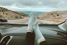 Road Trips and Traveling