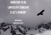 Leadership Quotes / A collection of inspirational leadership quotes