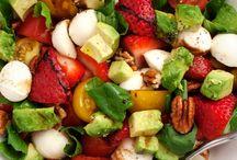 Salad ideas / Идеи рецептов салатов