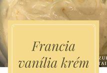 francia vaniliakrèm
