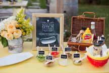Styled Shoots / These are inspirational photoshoots that have been coordinated by Blossom Events