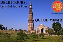 10 Interesting Facts About the Delhi Qutub Minar / Read our new blog on 10 Interesting Facts About the Delhi Qutub Minar: http://letsgoindiatours.blogspot.in/2016/02/10-interesting-facts-about-delhi-qutub.html