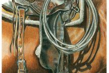 Ollie 1959 Western art