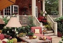Porch, Deck, & Patio Ideas