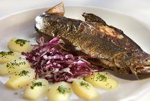 Menu del ristorante Fonteviva / Foto di piatti dalla carta