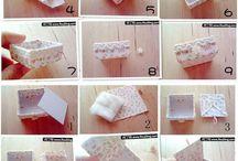boxes scatole