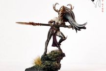 Exiled Aelf / Elfes Noirs AOS