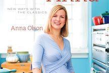 Anna Olson recipes / recepty