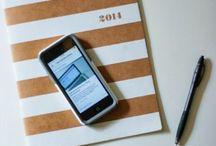 Blogging tips & organization