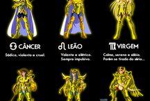 Desenho: Cavaleiros do Zodíaco