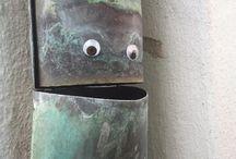 street art - eyebombing