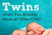 Raising Twins / Two is always better than one.