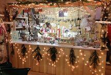 Weihnachtsmärkte mit unseren Ständen