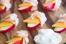 Simple Snacks for Back To School (or ANY time!)