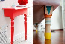 Pitadas de Charme / Porque os detalhes são o grande tempero da decoração.