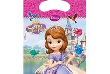 Prenses Sofia Doğum Günü Ürünleri / prenses sofia doğum günü, sofia doğum günü ürünleri, sofia parti malzemeleri