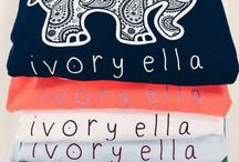 "Ivory Ella / ""Good clothes for a good cause"""