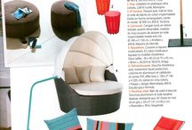 Outdoor furniture Press Review /