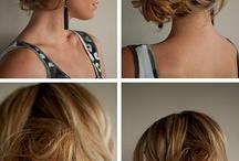 hair and beauty / by Molly Banta-Hill