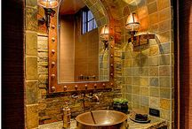 Bathroom to die for