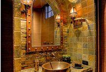 For the home - bathroom / by Douglas Halfmoon