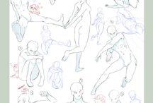 Drawing, pics, & tutorials / by Linda Pimley