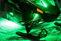 Snow Glow Snowmobile Side Light Kits